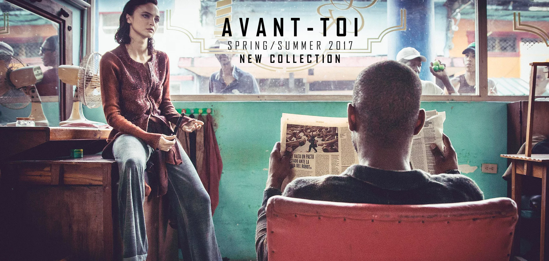 avant toi ss17 new collection